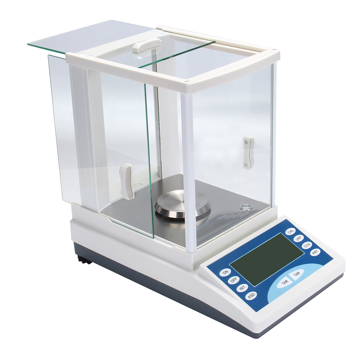 Precision Scale 200g 1mg Digital Electronic Precision Scale Pan Lcd Weighing Balance For Lab