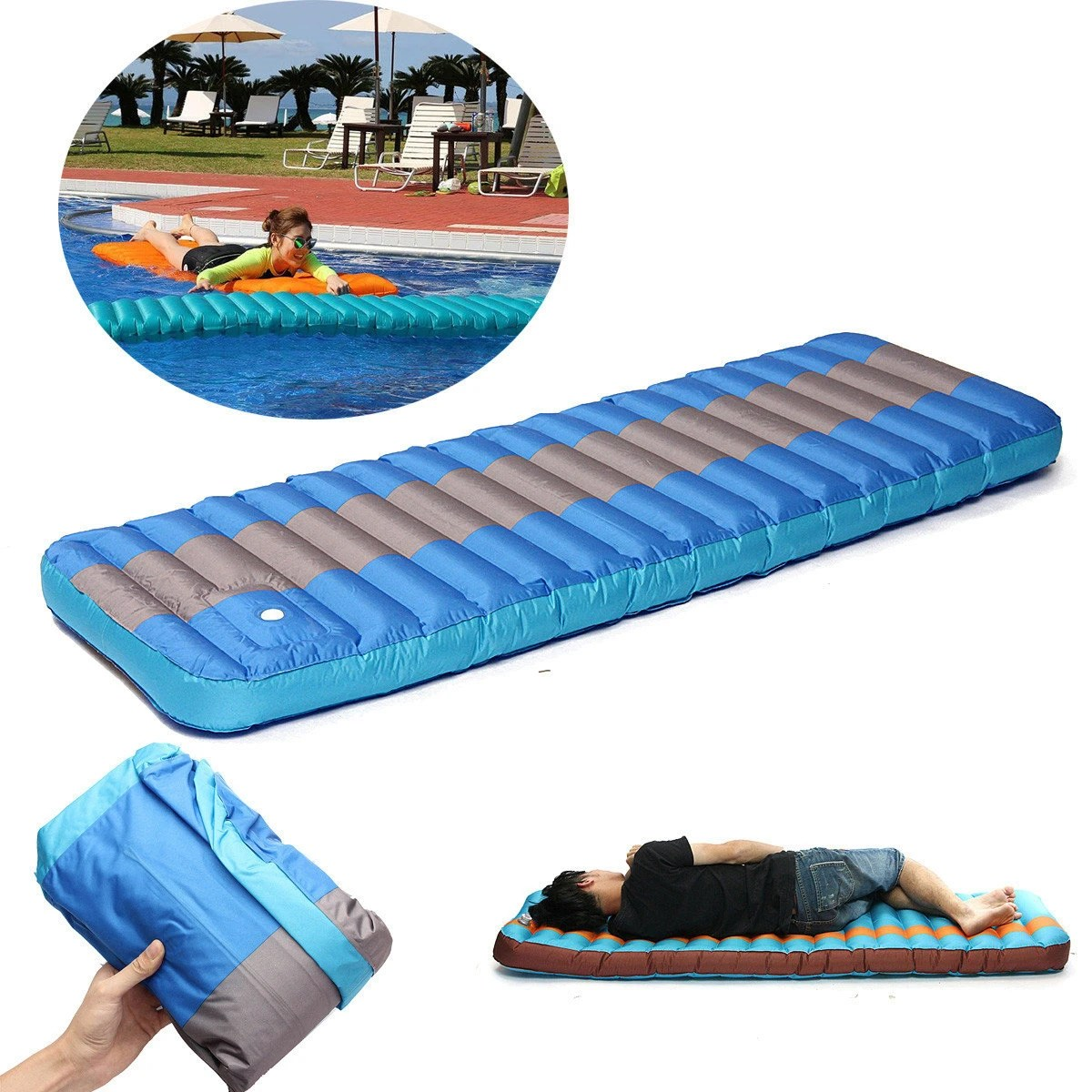 Tapis De Camping Tapis De Protection Anti Humidité Pour Matelas De Couchage Ipree Outdooors Camping Inflatable Mat Camping