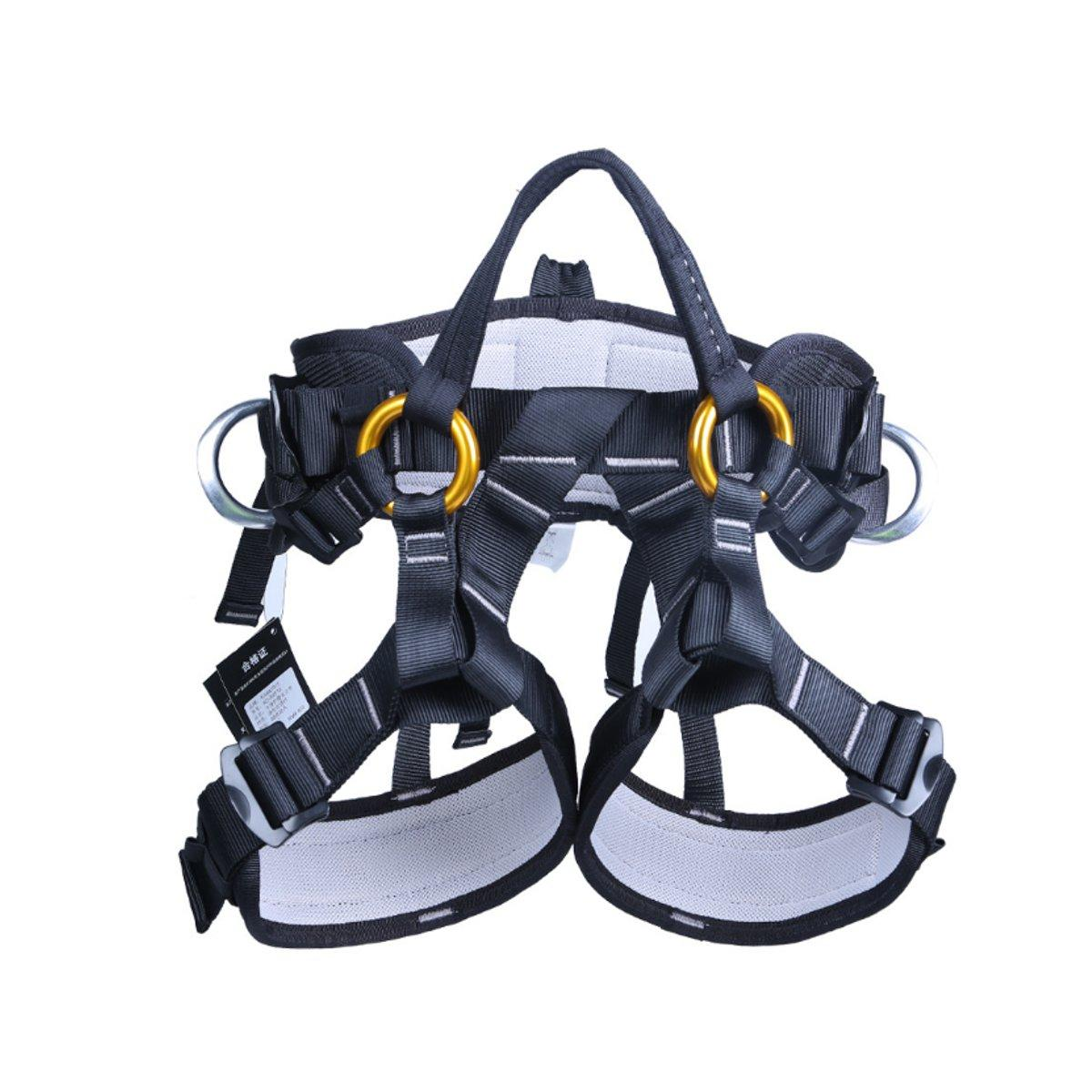 Safety Belt Safety Harness Camping High Altitude Half Body Safety Belt Climbing Belt Safety Equipment