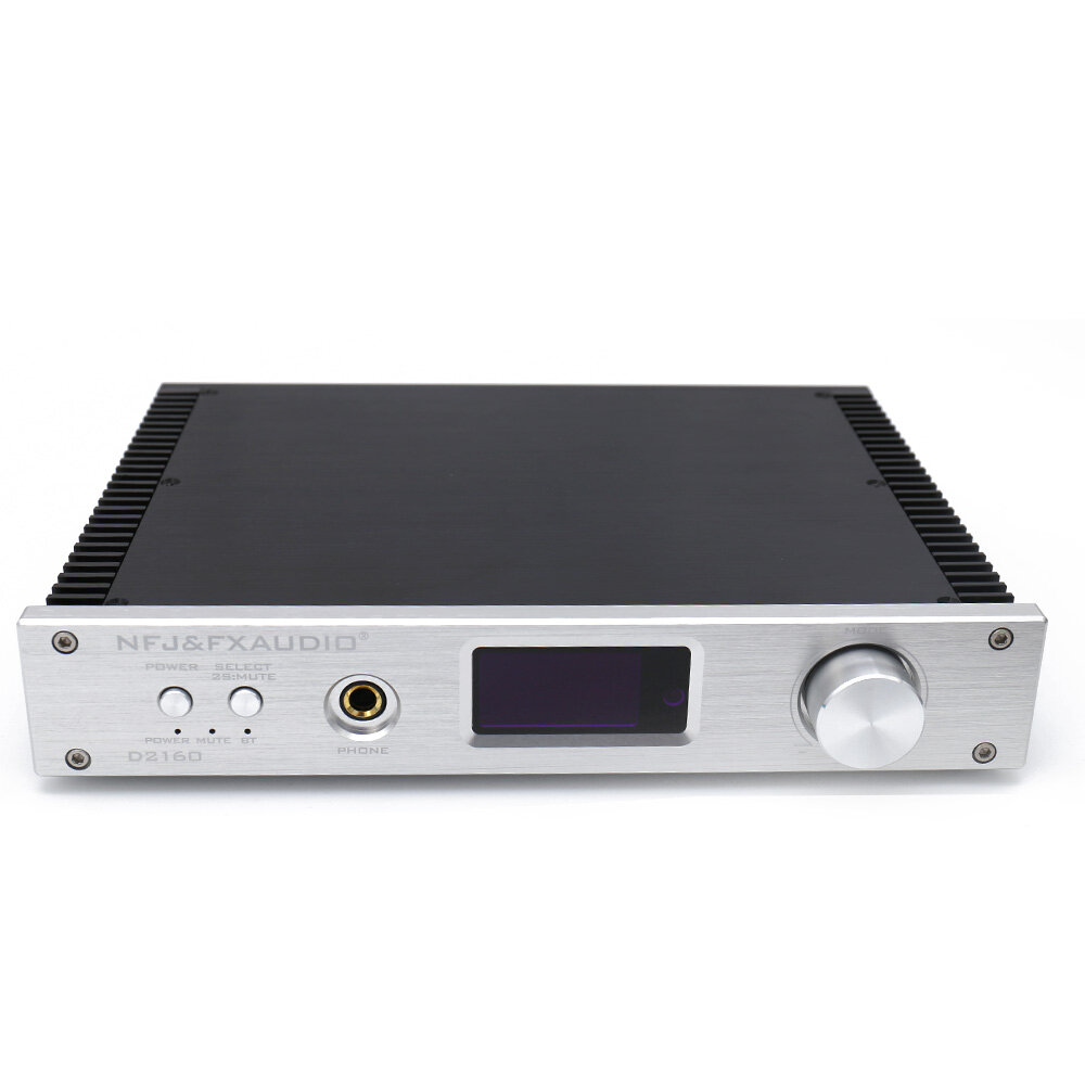 Hifi Bluetooth Nfj Fx Audio D2160 Hifi Bluetooth 4 2 150wx2 Full Digital Power Amplifier Csr64215 Tas5548 Ak4418 Cm6642 Max9722
