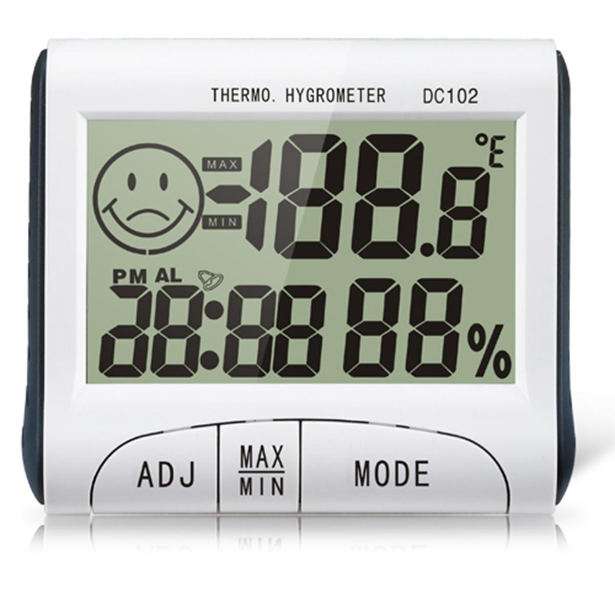 Raum Thermometer Mini Digital Thermometer Feuchtigkeit Meter Raum Indoor Lcd Temperatur Hygrometer