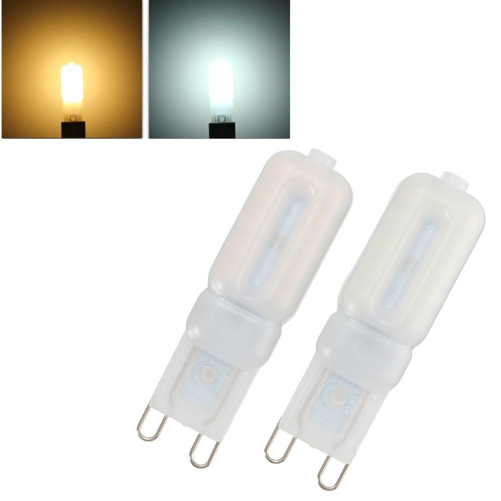 Led G9 5w G9 5w 22 Smd 2835 Led Pure White Warm White 440lm Light Lamp Bulb Ac220v