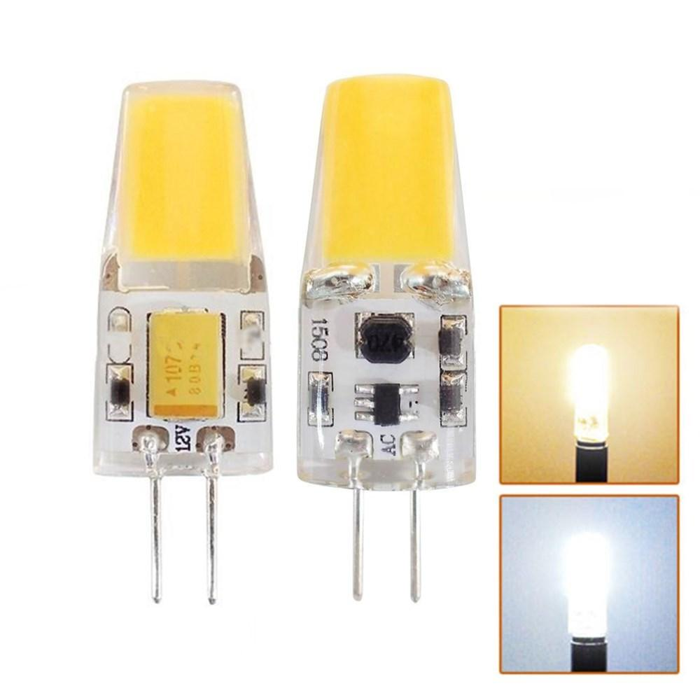 Halogenlampe Led Ac Dc12v 2w G4 1508 Cob Led Bulb Light Replace Halogen Chandelier Lamp