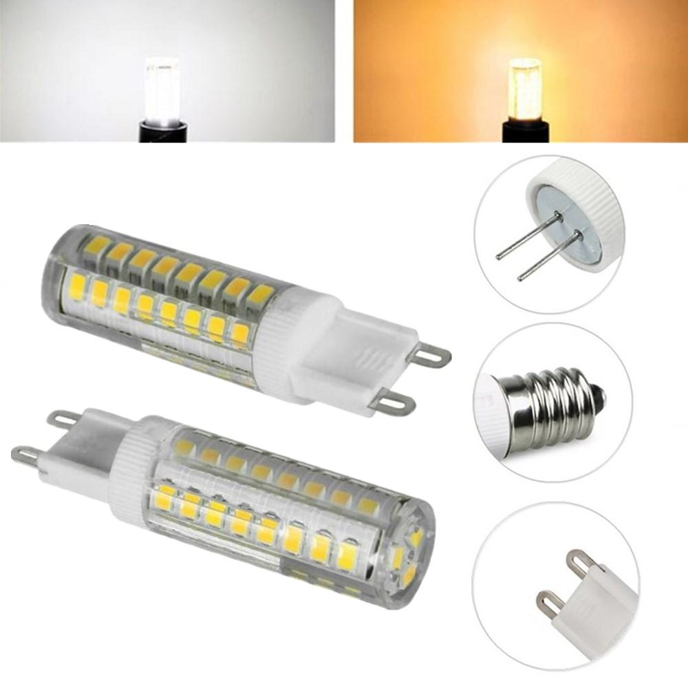 Led G9 5w E14 G4 G9 5w 2835 Smd 52 Led Light Lamp Bulb For Indoor Home Decoration Ac220v
