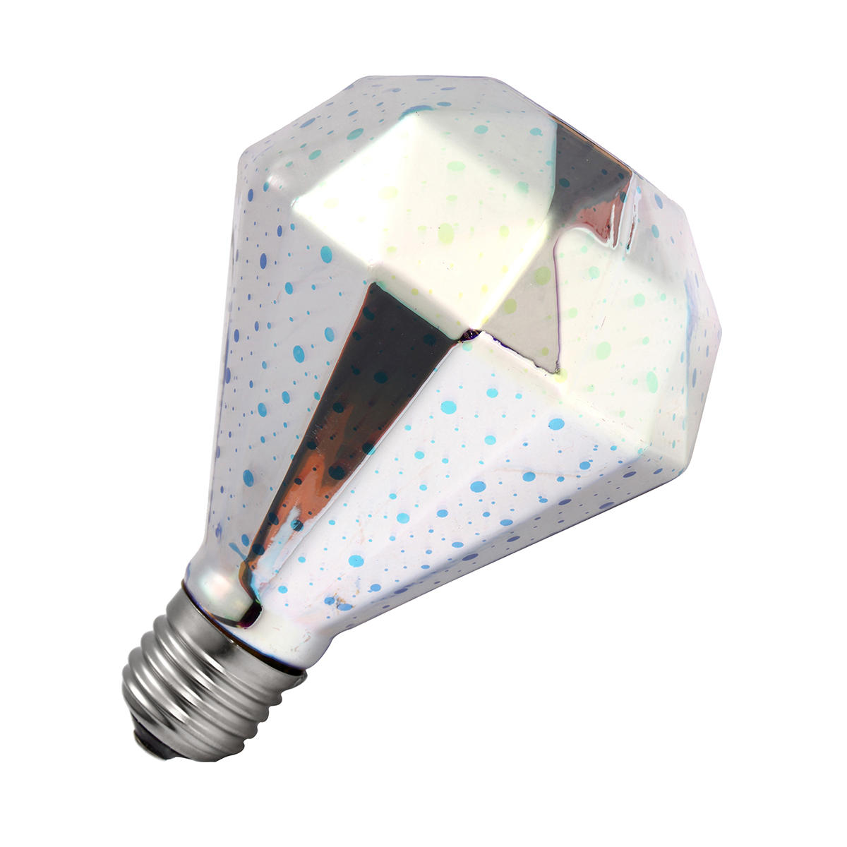 Retro Led E27 E27 G95 4w 3d Fireworks Led Retro Vintage Fairy Light Bulb