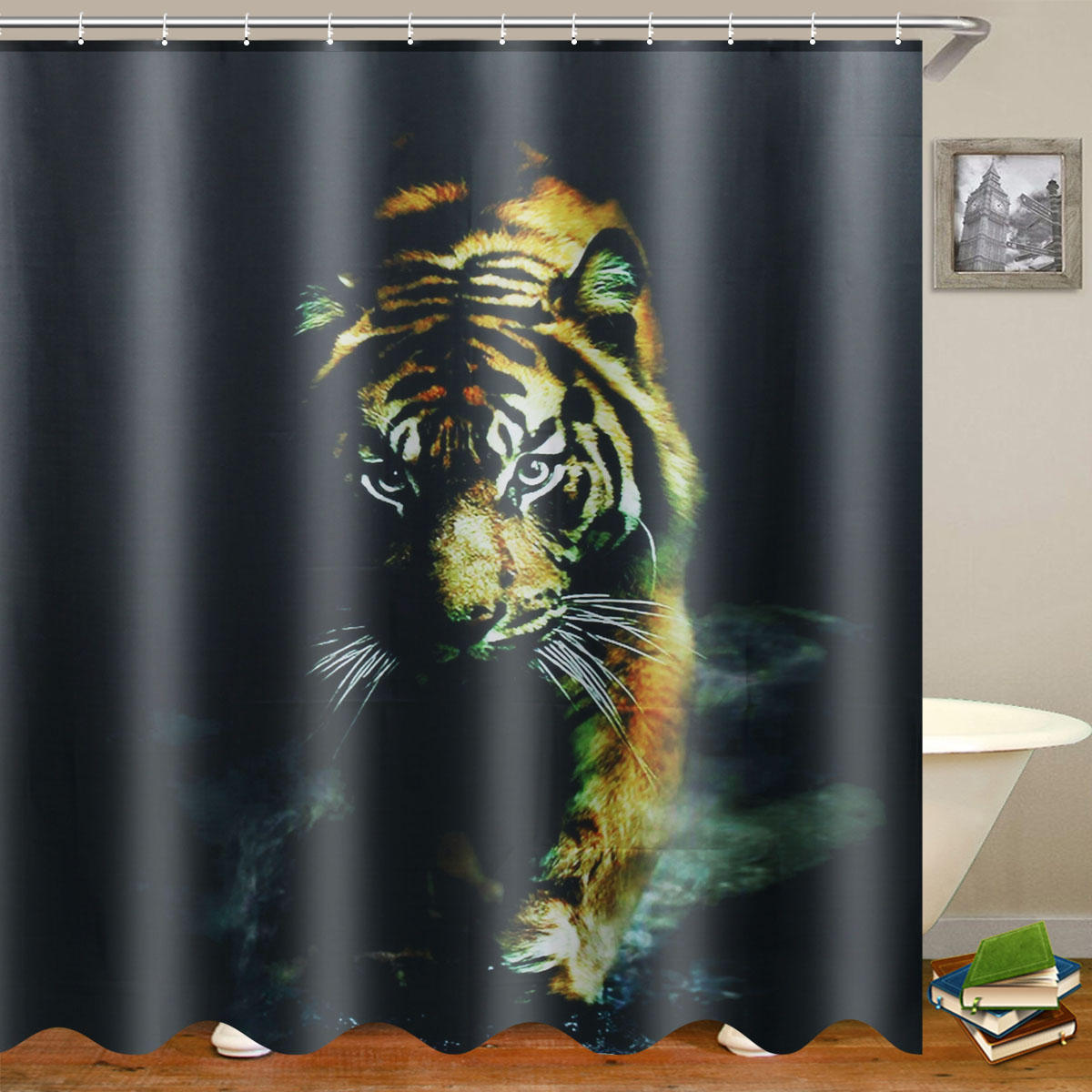 82 Shower Curtain 72