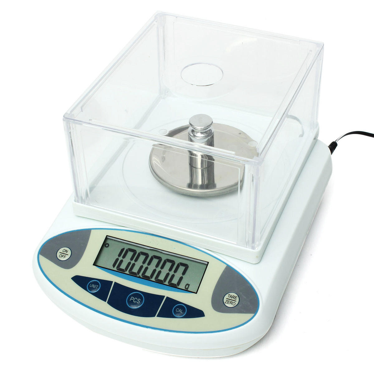 Precision Scale 100 001g 1mg Digital Lab Analytical Balance Electronic Precision Scale