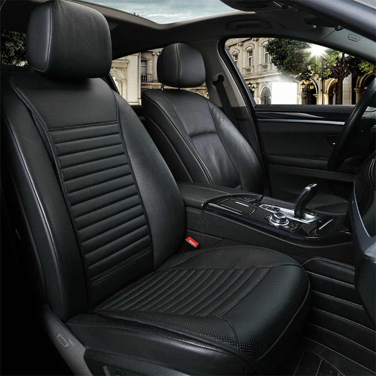 Car Seat Cushions Australia 125x50cm Pu Leather Car Seat Cushion Cover Chair Protector Mat Pad Universal