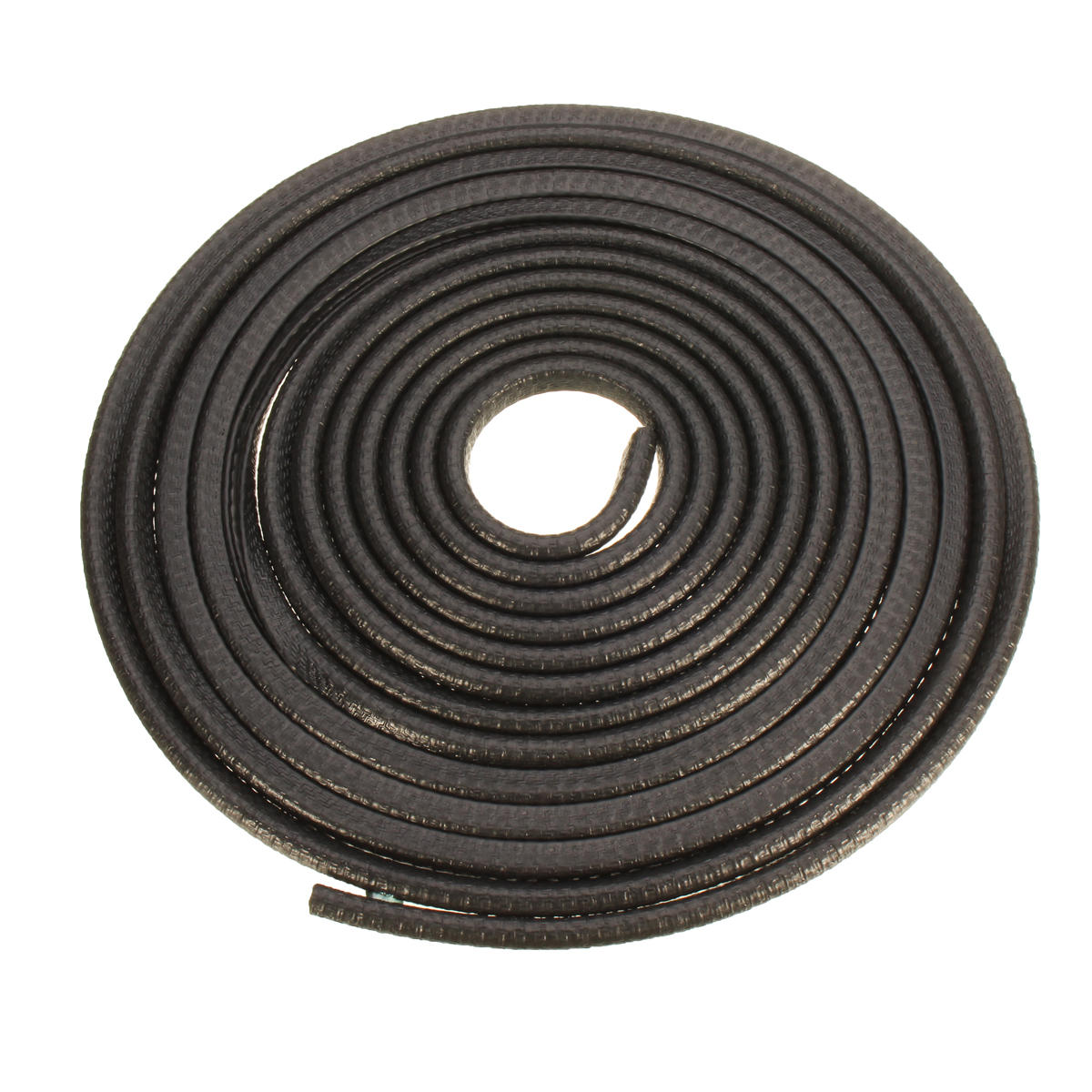 Rubber Seal Strip 500cm U Shape Car Door Edge Weather Rubber Seal Strip Sealing Guard Mold Trim