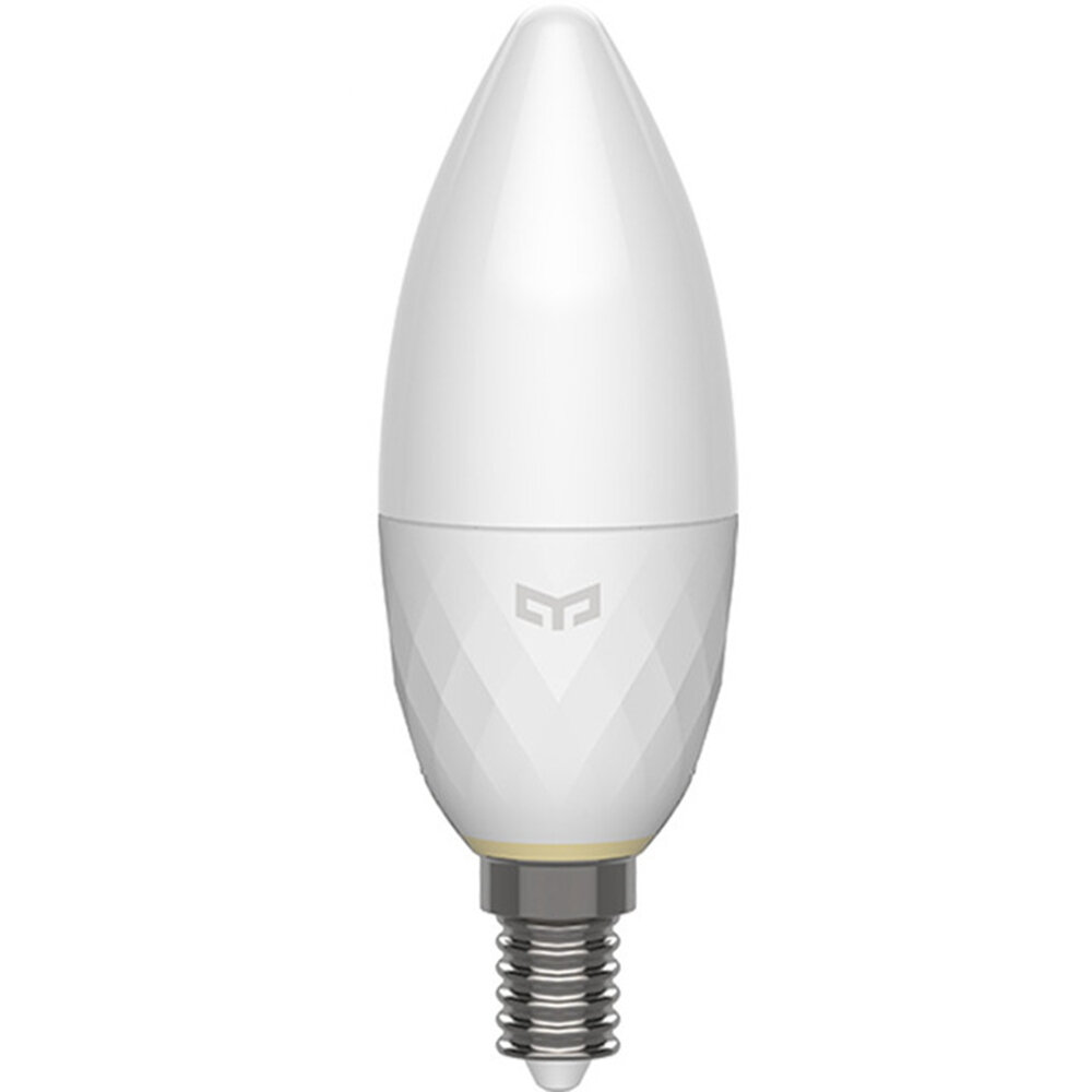 Led E 14 Xiaomi Yeelight Yldp09yl Bluetooth Mesh Version E14 3 5w Smart Led Candle Light Bulb Ac220v