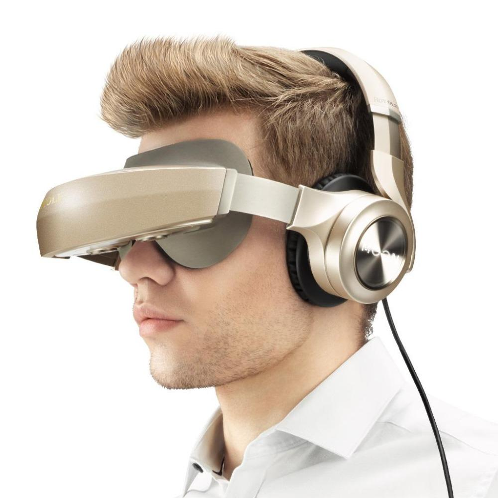 Royole Moon Royole Moon Alles In One Met Hifi Hoofdtelefoon 3d Virtual Reality Vr Bril Touch Control Cinema