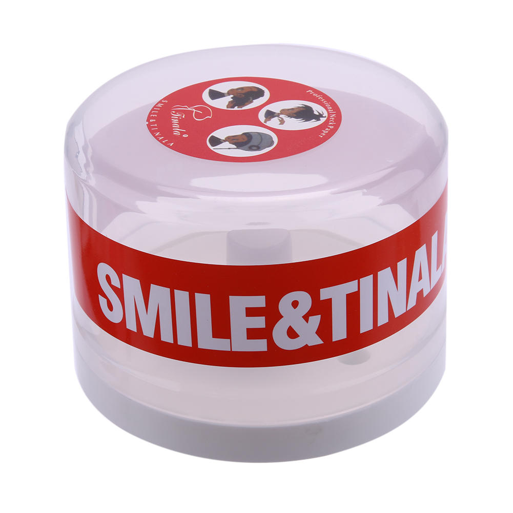 Bad Rollcontainer 1pc Plastic Box Disposable Neck Paper Roll Container Salon Paper Holder Case