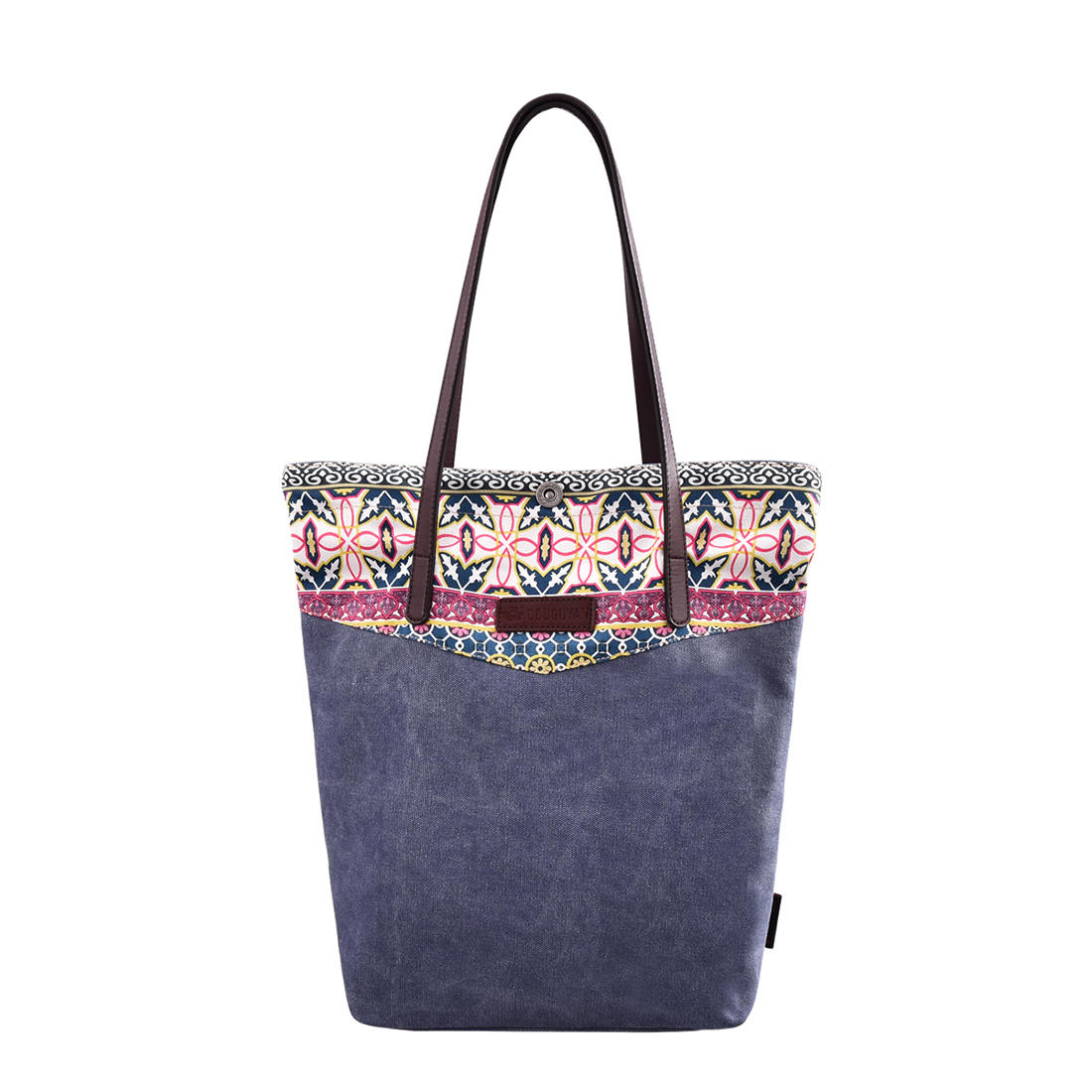 Printing Canvas Women National Printing Canvas Handbag Tote Bag