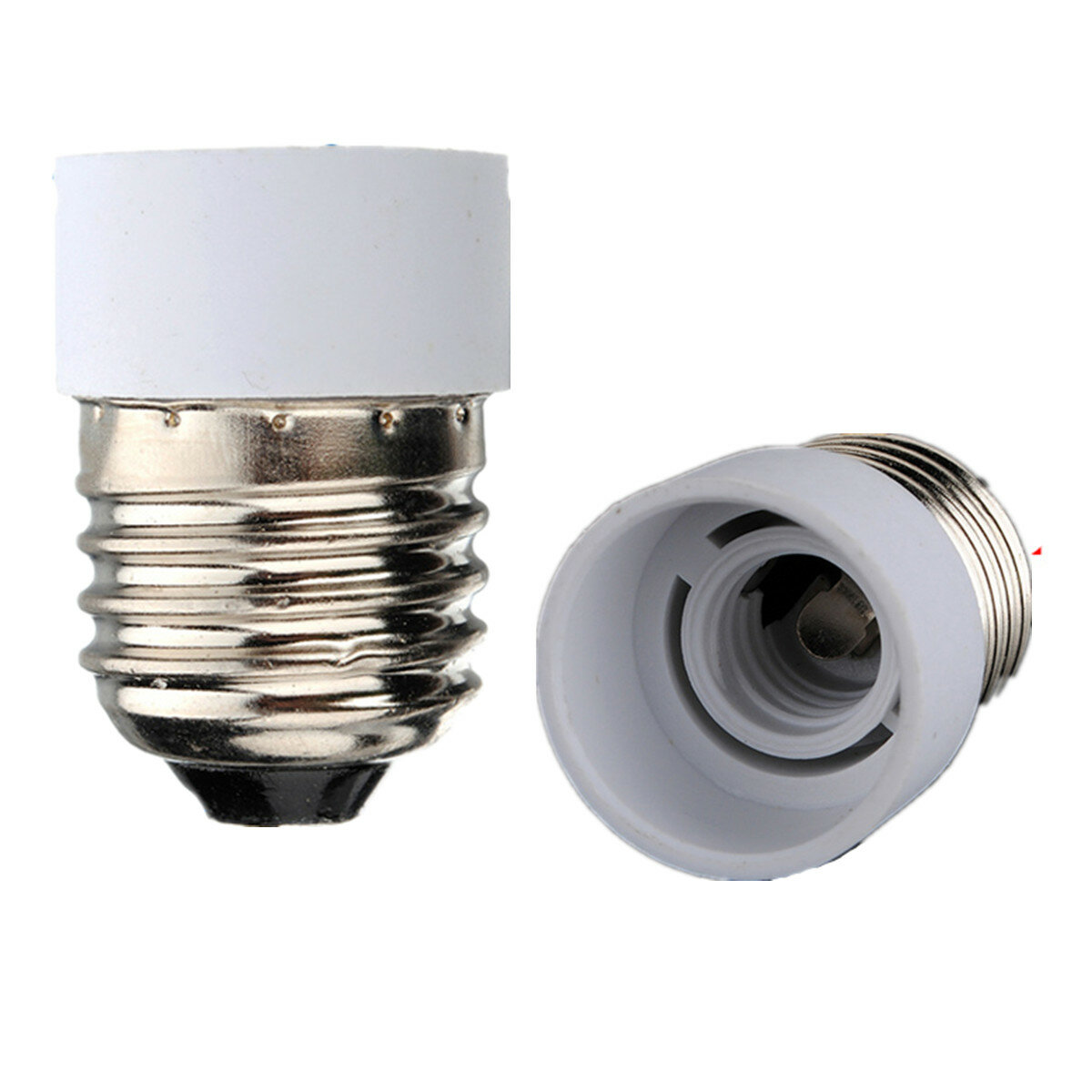 E14 E27 Adapter E27 To E14 Fitting Light Lamp Bulb Adapter Converter