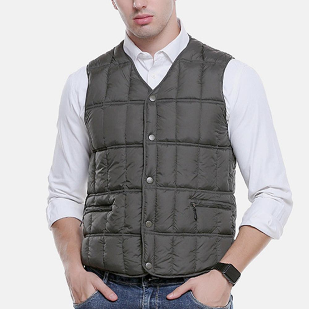 Heated Vest Canada Usb Electric Heating Vest Jacket Winter Warm Heated Pad Winter Body Warmer