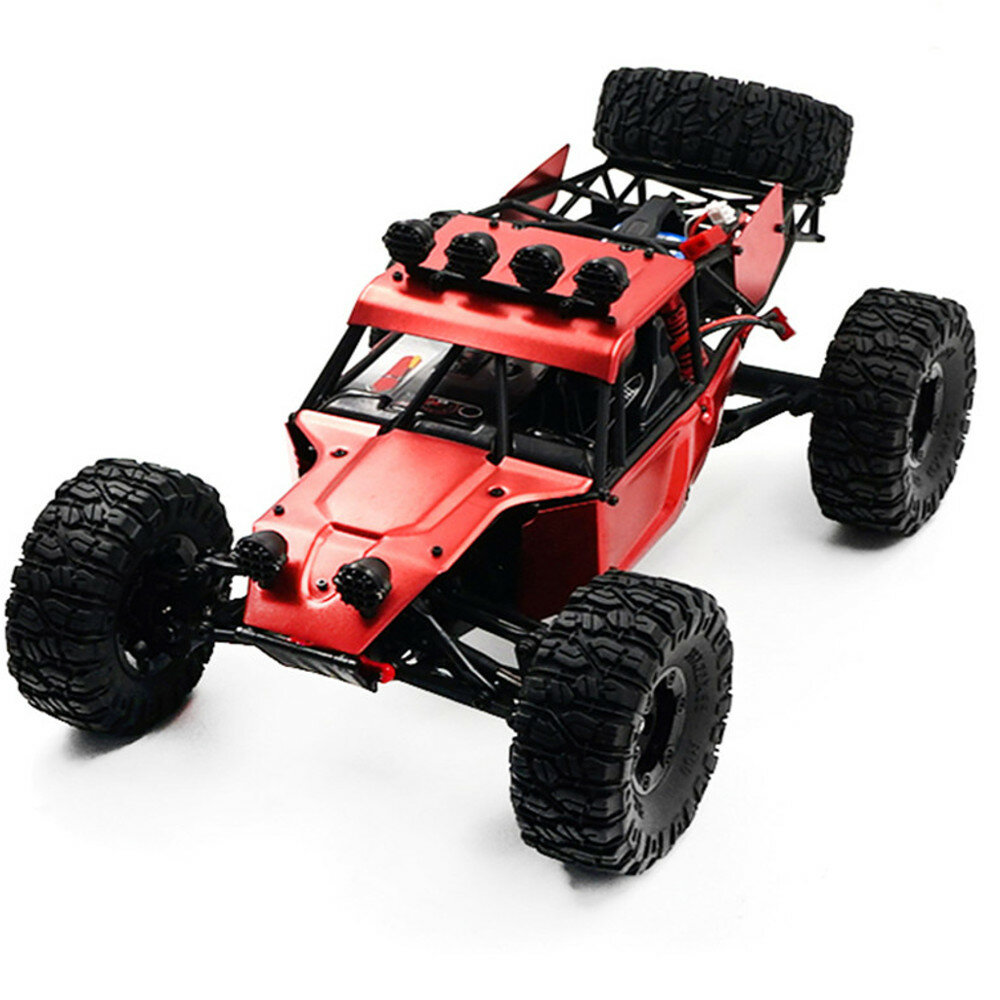 Car Rc Feiyue Fy03h 1 12 2 4g 4wd Brushless Rc Car Metal Body Shell Desert Off Road Truck Rtr Toy