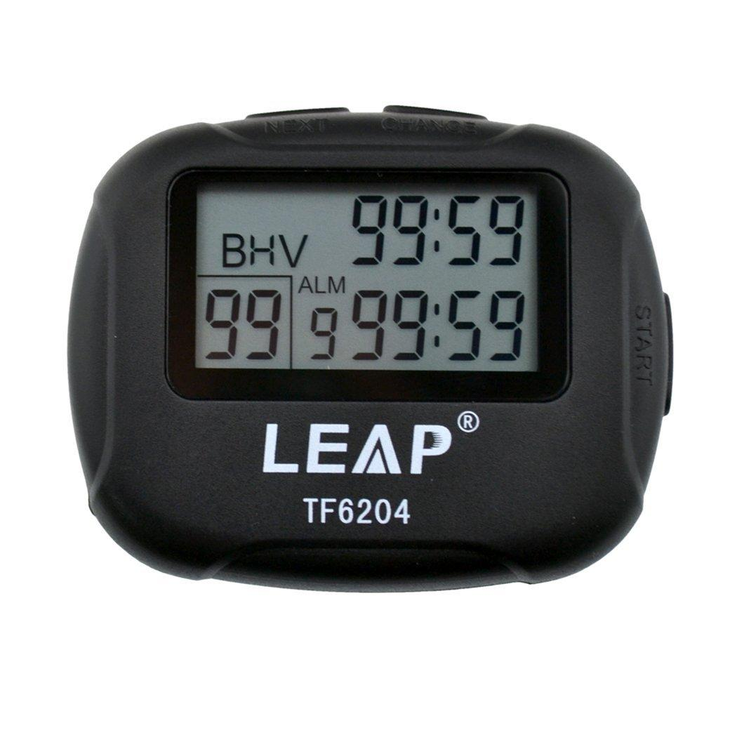 Alarm Timer Sport Training Electric Interval Timer Digital Segment Timer Clock With Alarm Vibration Function
