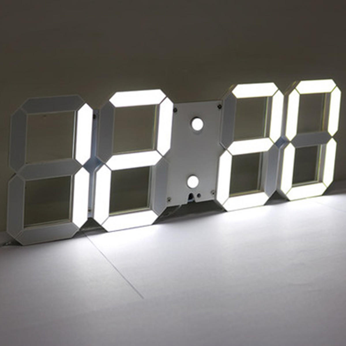 Led Wanduhren Grosse Digitale Wanduhr