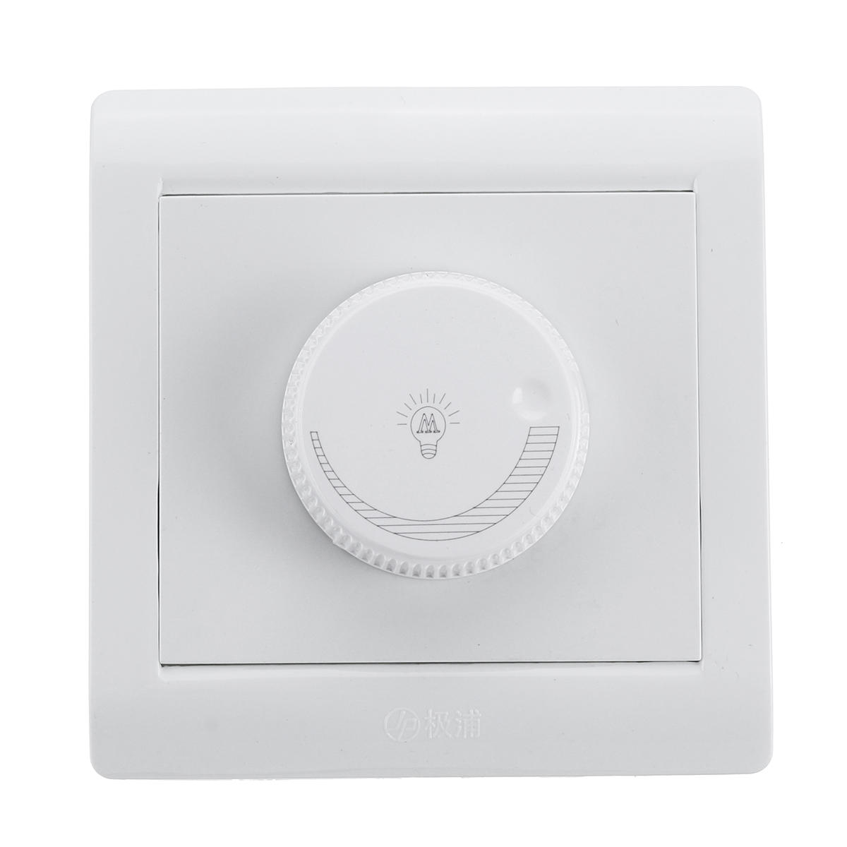 Dimmer Switch 1000w Ac 180 275v Led Light Dimming Switch Light Adjustable 86 Type Home Dimmer Lighting