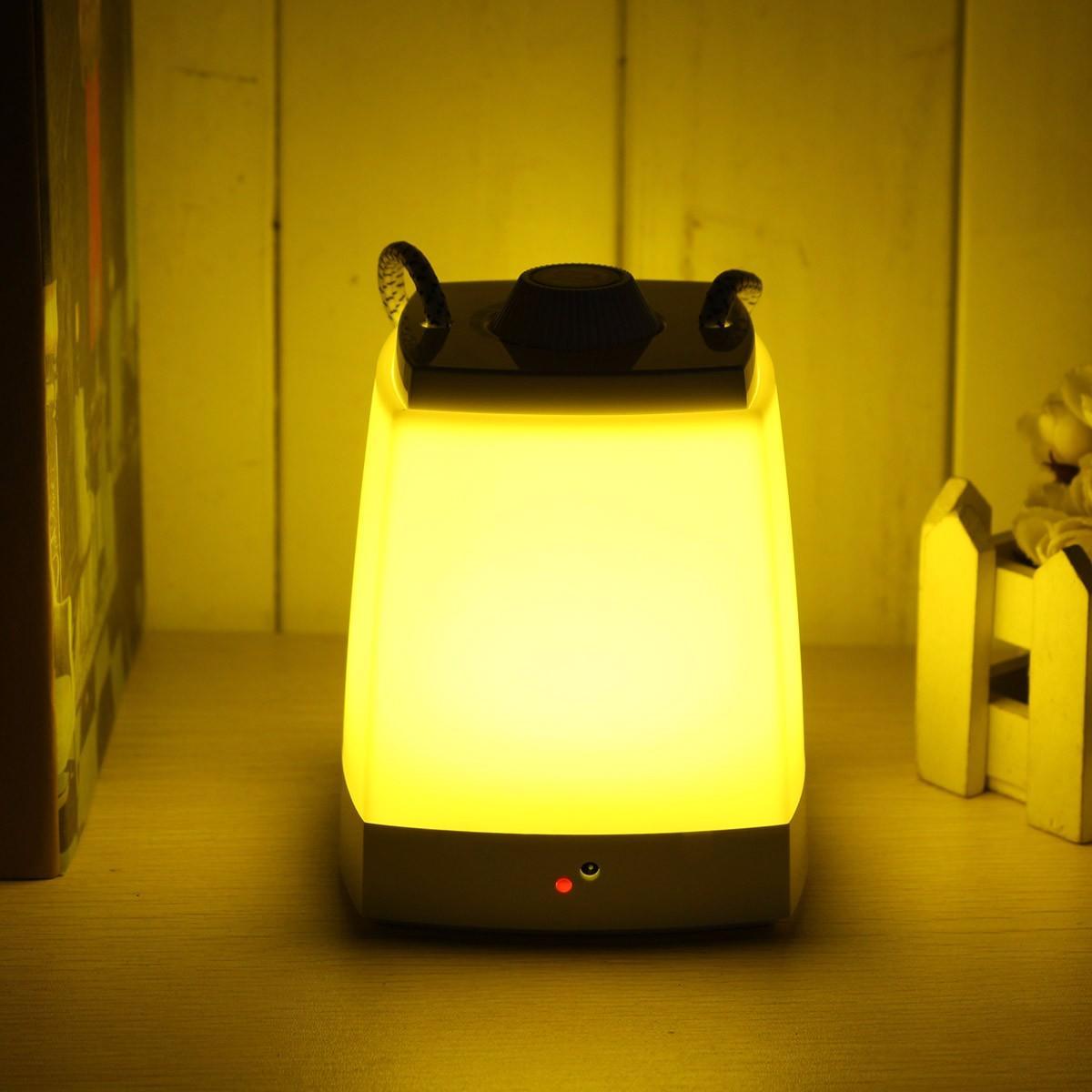 Night Light With Dimmer Rechargeable Dimmer Led Night Light Hanging Lamp Carry