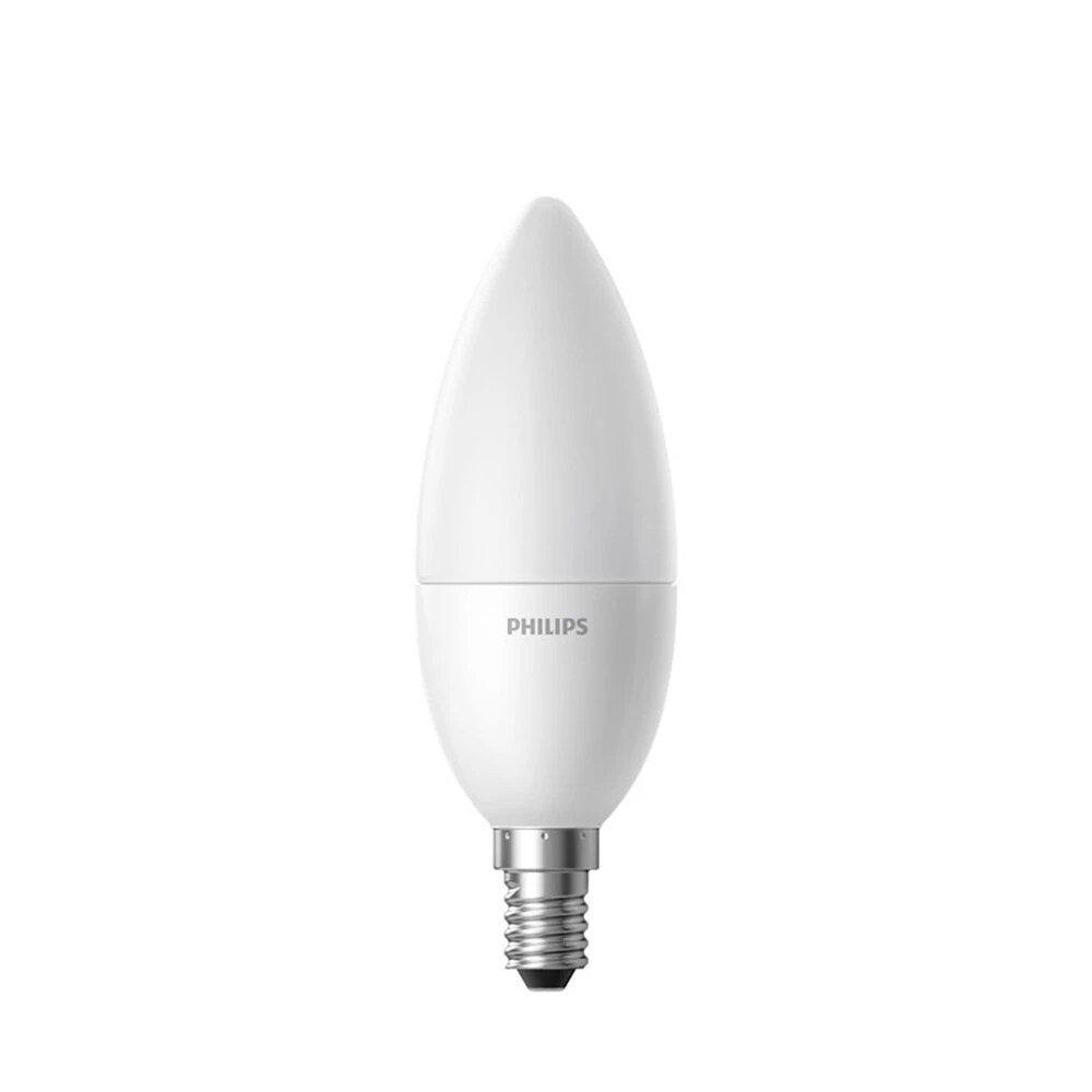 Ampoule Led Dimmable Xiaomi Zhirui Dimmable Wifi App Contrôle E14 3 5w Smart Led Bougie Ampoule Ac220 240v