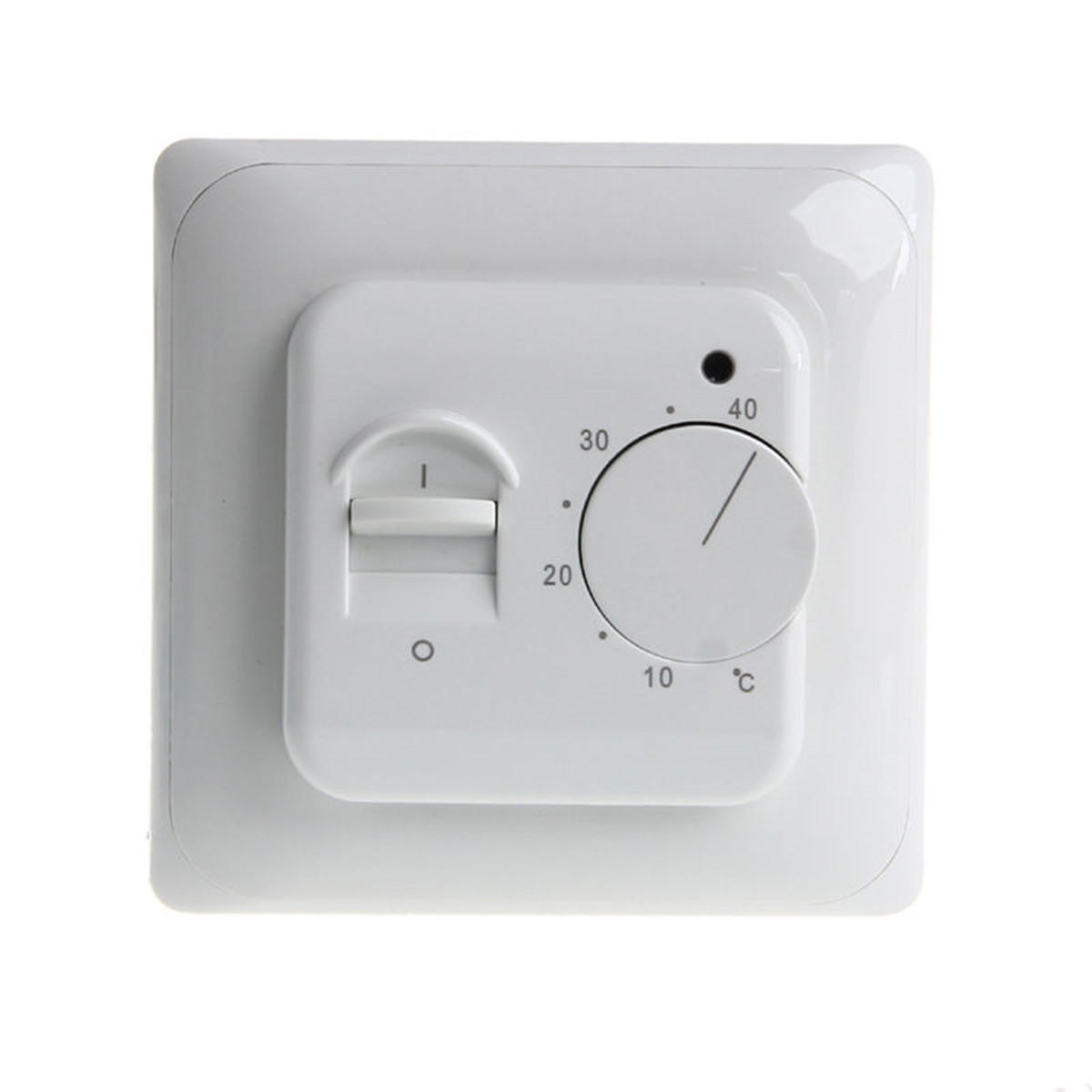 Heating Thermostat Floor Heating Thermostat Air Condition Temperature Controller Switch 16a 220v