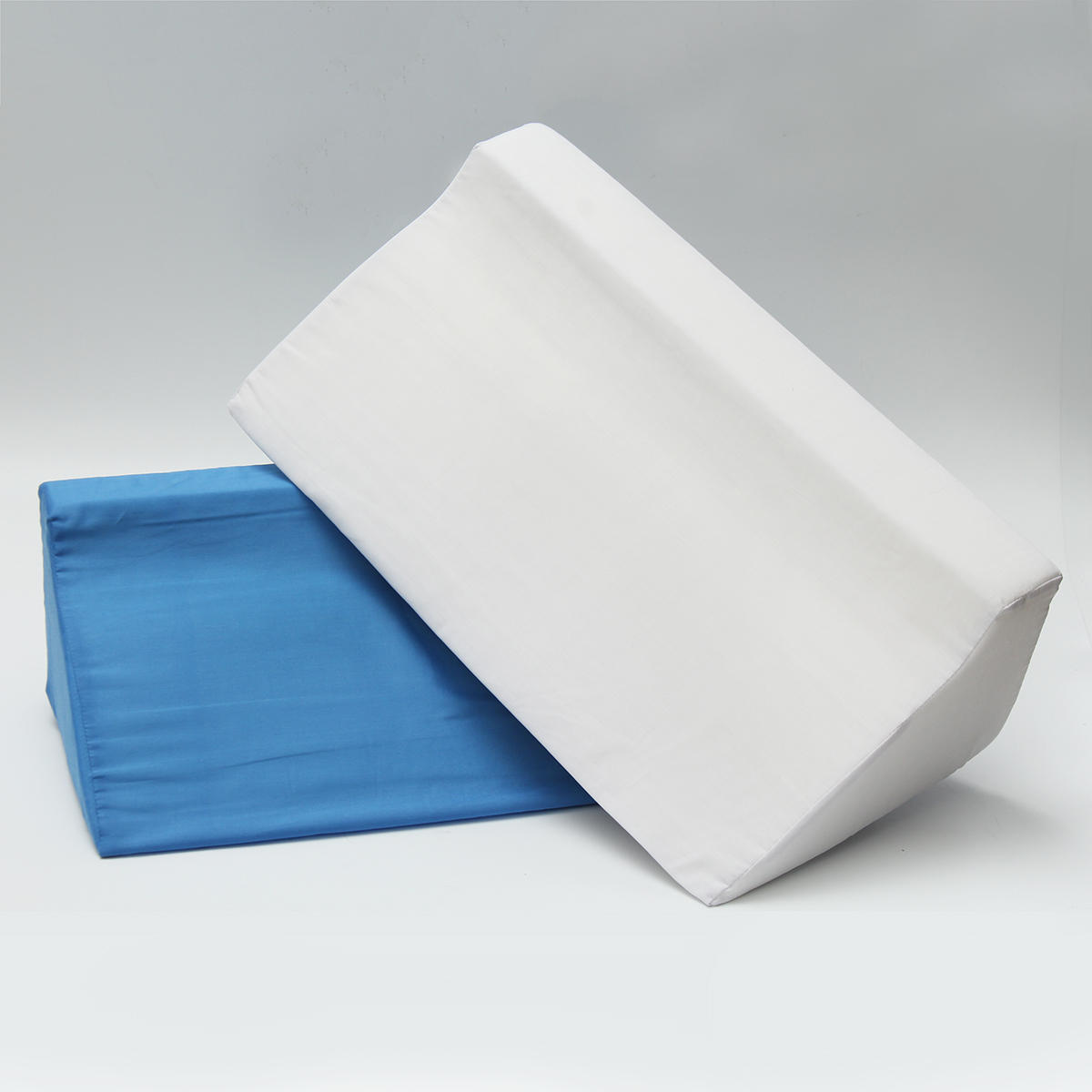 Angled Pillow For Acid Reflux Acid Reflux Foam Bed Wedge Pillow Leg Elevation Back Lumbar Support Cushions
