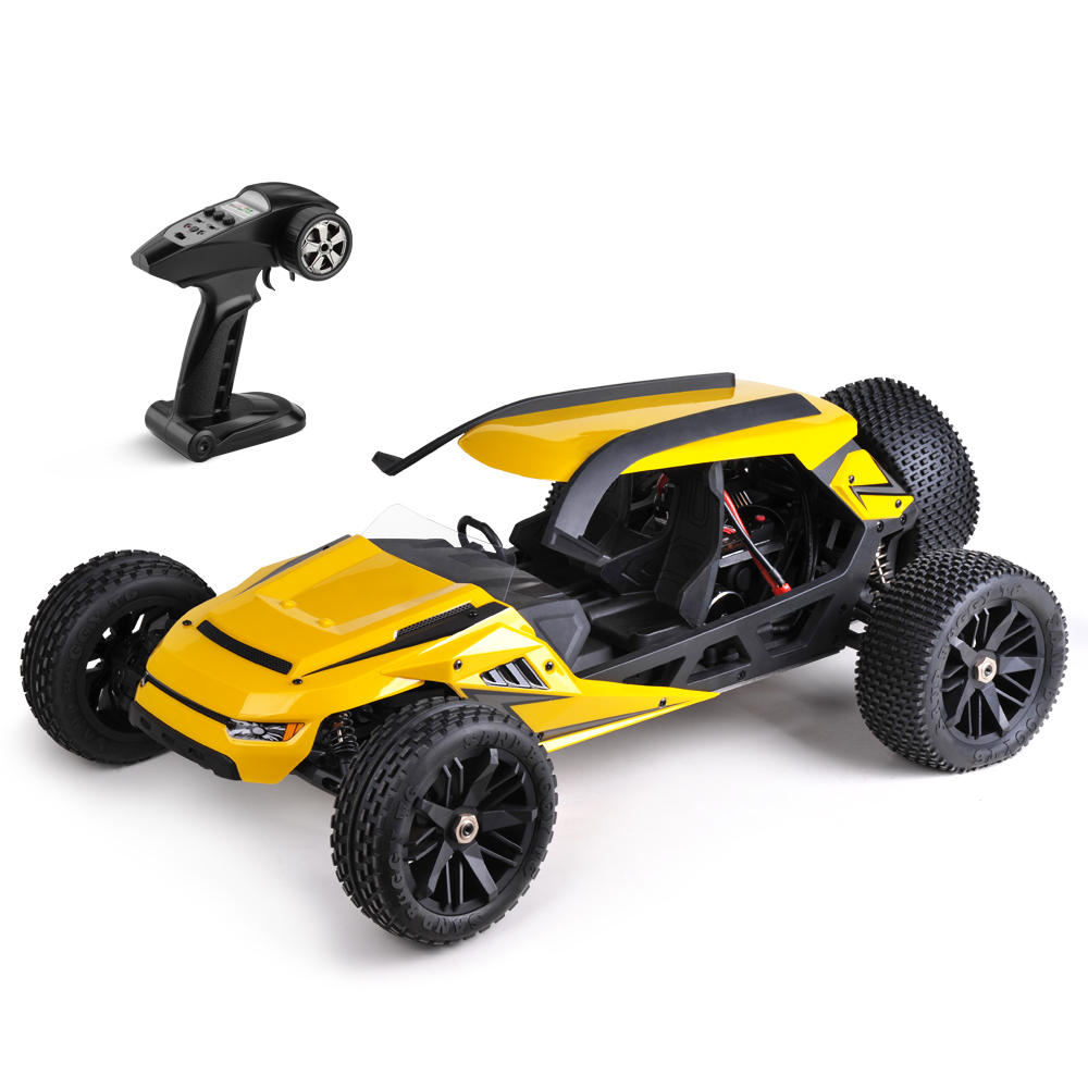 Car Rc Hbx 1 6 2 4g 70km H High Speed Brushless Desert Buggy Rc Car