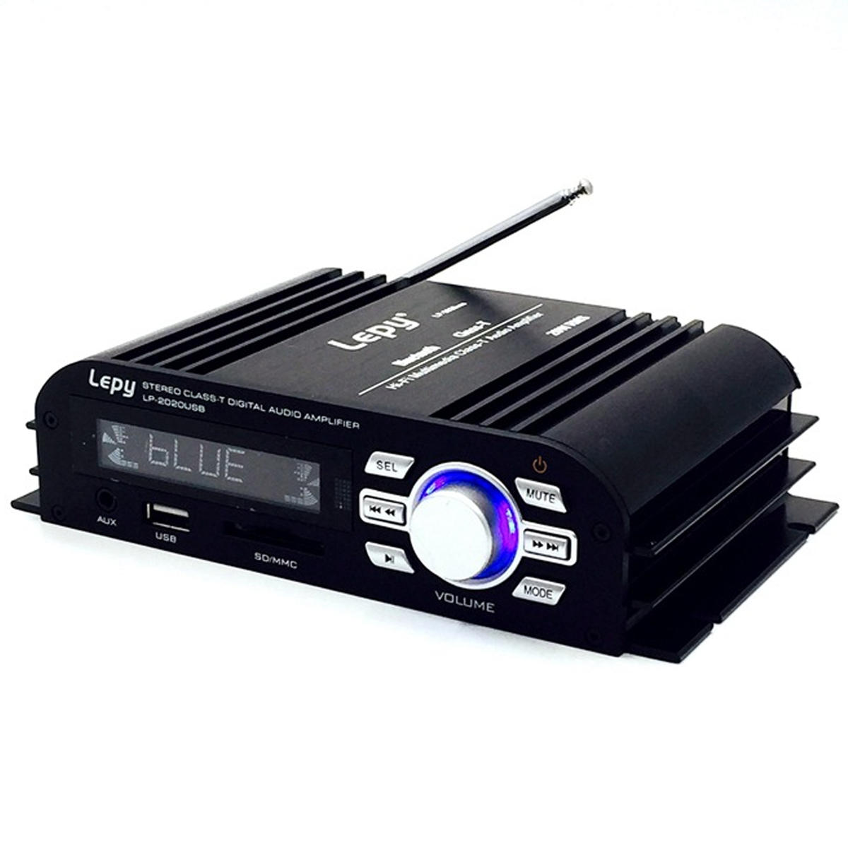 Hifi Bluetooth Lepy Lp 2020 Stereo Mini Class T Amplifier Bluetooth Digital Audio Hifi Power Amp