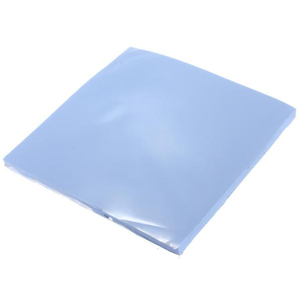 100mmx100mmx5mm Gpu Cpu Heat Sink Cooler Blue Thermal