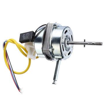 220v 60w fan motor 18mm copper wire double ball bearing pure