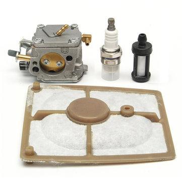 chain saw carburetor air fuel filter kit for stihl 041 041 farm boss gas