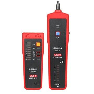 uni-t ut682 rj11 rj45 wire tracker line finder telephone wire tracker