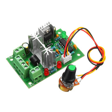 PWM DC Motor Speed Switch Controller 10V 12V 24V Control
