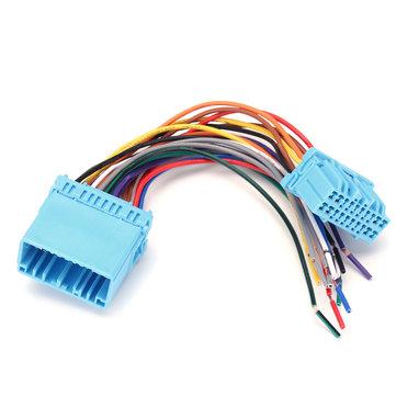car speaker wiring harness adapter hd-1820 hwh-820 for honda