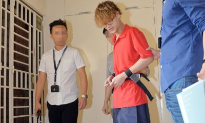 16-year-old suspected loanshark-runner who allegedly set fire to unit at Redhill Close brought ...