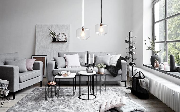 Wohnzimmer modern einrichten - 10 wertvolle Tipps - wohnzimmer bilder modern