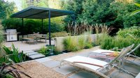 How to Create 4 Outdoor Rooms in a Small Backyard - Sunset ...