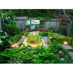 Small Crop Of Outdoor Backyard Decor