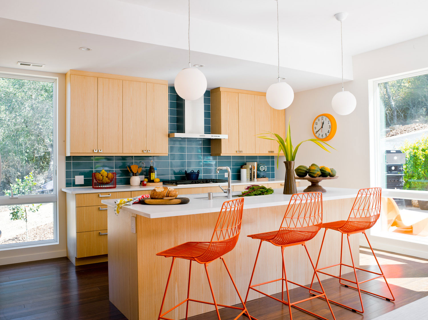 Sunset Magazine Kitchen Design 10 Favorite Colorful Kitchens Sunset Magazine