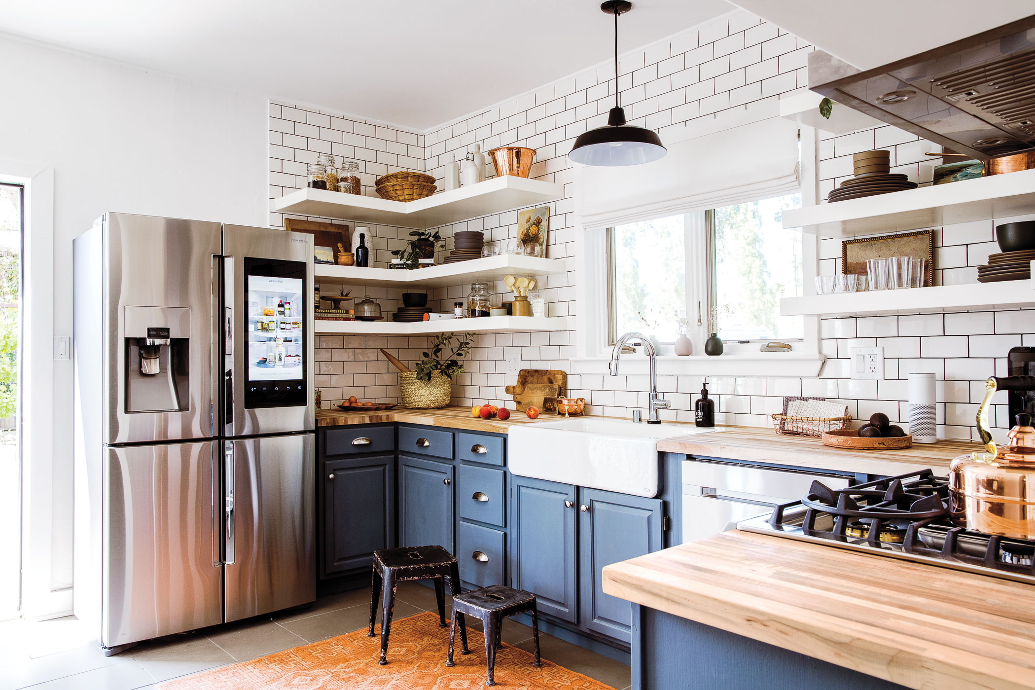 Sunset Magazine Kitchen Design Time For An Update Pick Your Favorite Style From Our