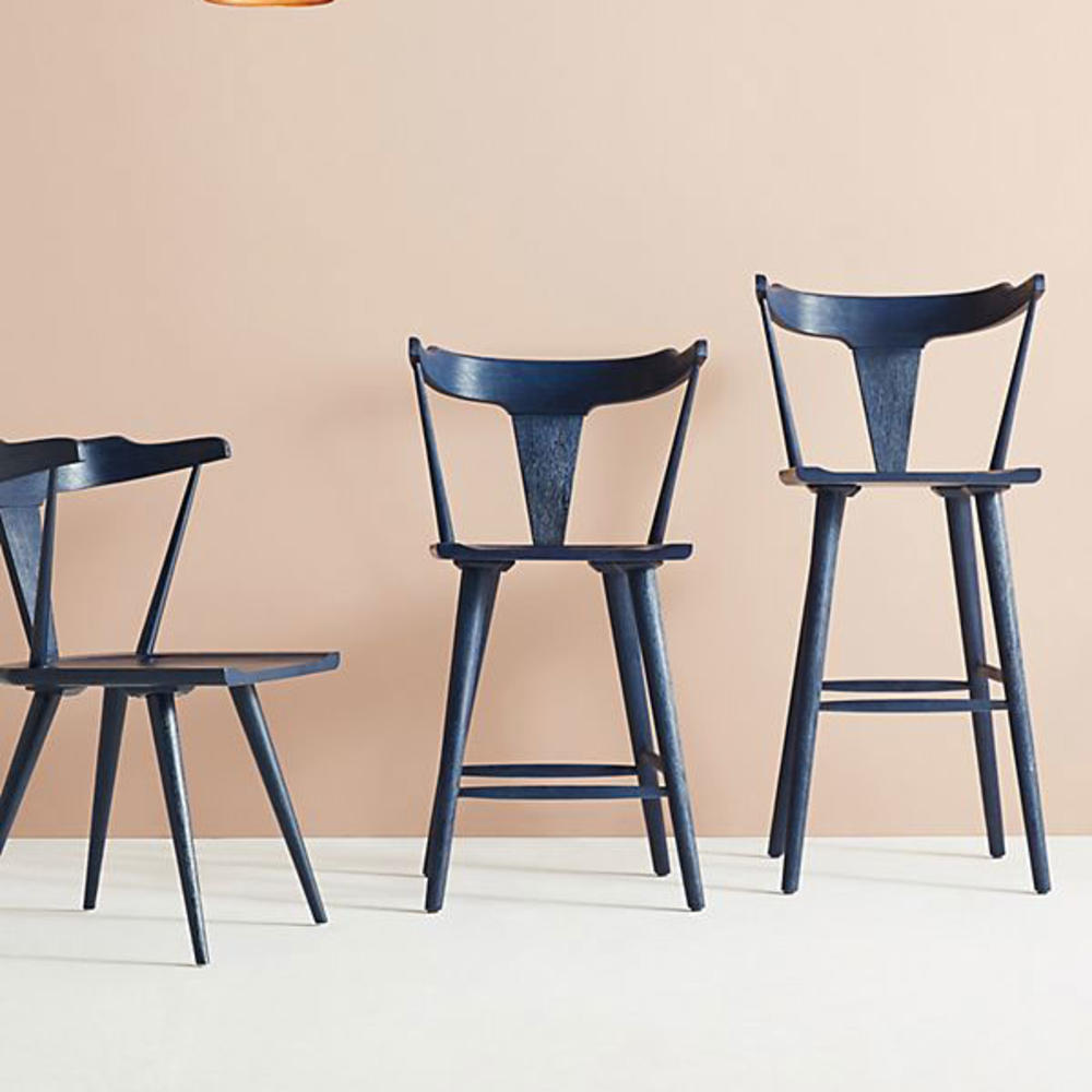 Kitchen Bar Stools On Sale Chic Kitchen Bar Stools To Punch Up Your Space Sunset Magazine