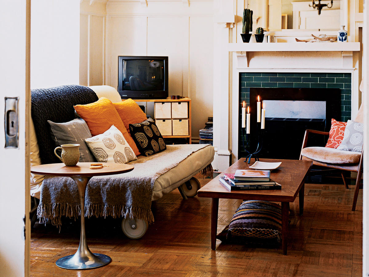 Ideas For Small Living Rooms Small Living Room Ideas Sunset Magazine