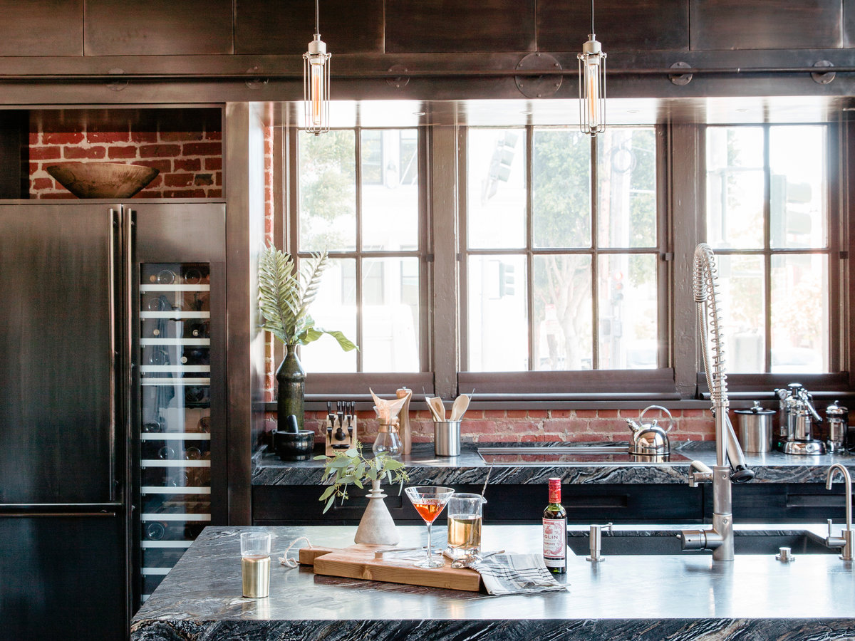 Sunset Magazine Kitchen Design How To Design The Ultimate Loft Kitchen Sunset Magazine