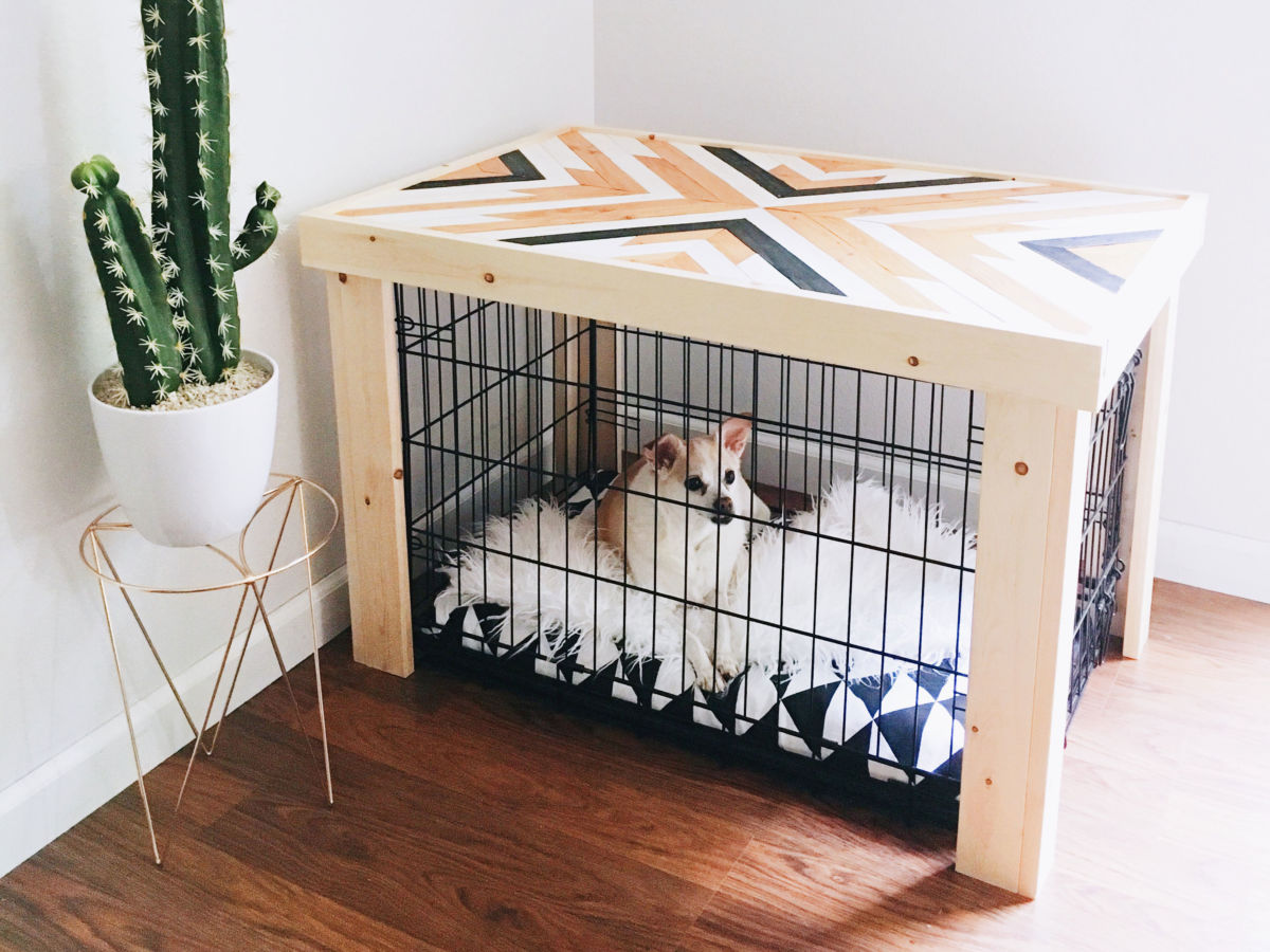 Pet Crate Options That Are Totally Display Worthy Sunset Magazine