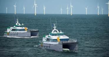 【離岸風電】綠能發展帶來新動能,宏華營造公司為台灣能源轉型,積極投入建造新CTV