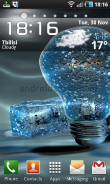 Tick Off Your Friends With An iPhone By Showing Them Ice Underwater Live Wallpaper (Video ...