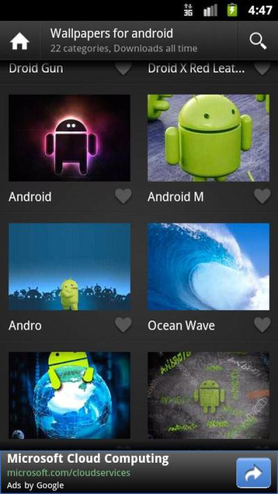 Zedge Gives You Ringtones, Notifications And Wallpapers For Your Android Device | TalkAndroid.com