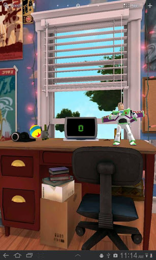 How To Fix Falling Wallpaper Toy Story Andy S Room Live Wallpaper Available In The