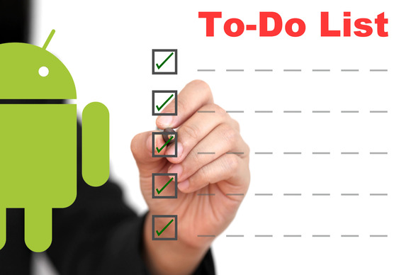 Best To-Do, Checklist, and Task Applications for Android May 2013